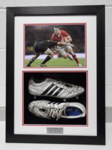 Sam Warburton Rugby Boots