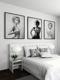 picture framing for hotels